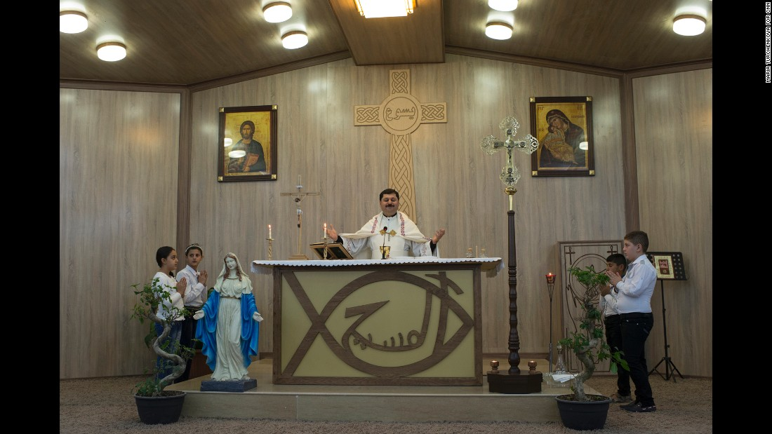Christianity took hold in Iraq as early as the first century, but after decades of persecution, fewer than 300,000 Christians remained when ISIS entered Nineveh province.