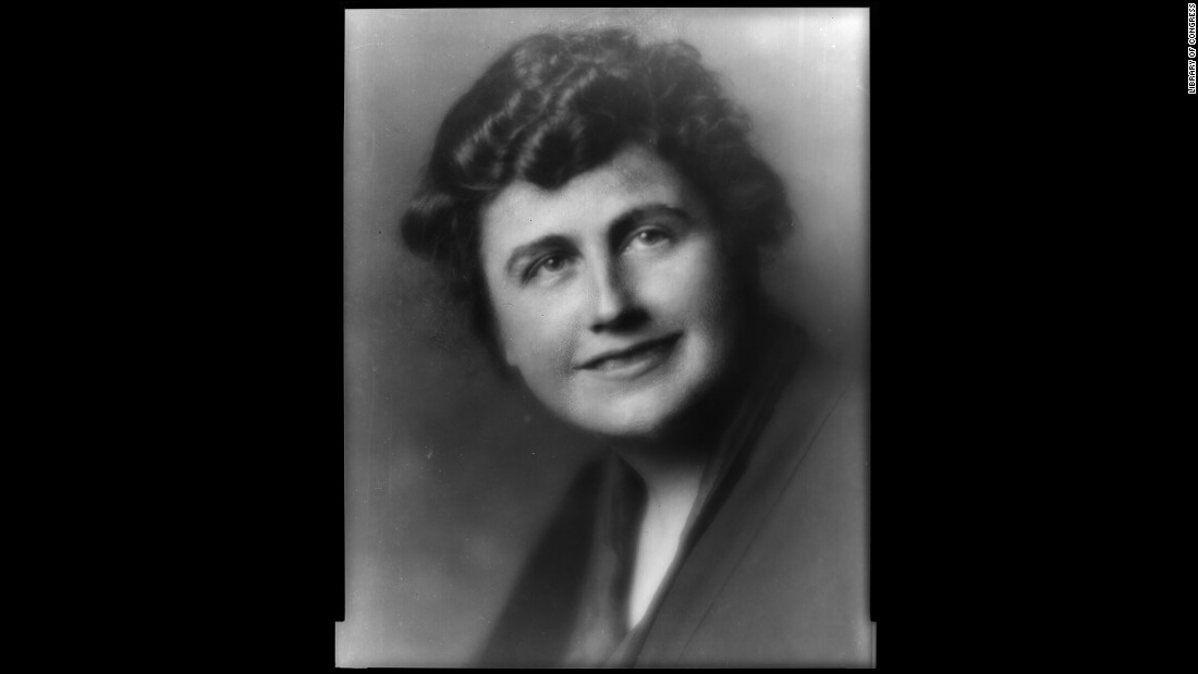 "Edith Wilson played an important role in running the country after her husband Woodrow suffered a stroke that left him semi-paralyzed. She screened all communications to him, which led to some to refer to her as the ""secret president."""