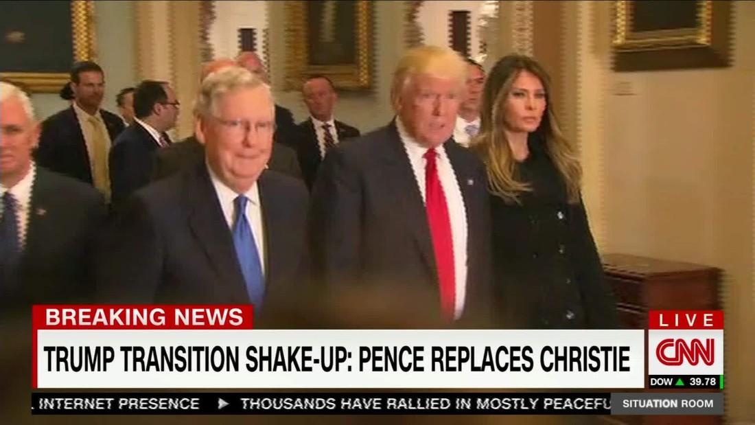 Trump White Houseu0027s Media Strategy   CNN Video