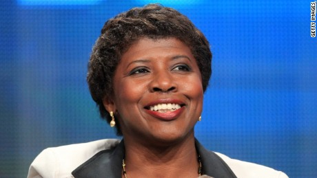 PBS host Gwen Ifill dies at 61