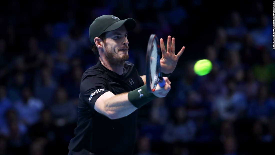 Andy Murray beat Japan's Kei Nishikori in an epic three-set thriller lasting over three hours -- the longest ATP Finals match since records began in 1991.