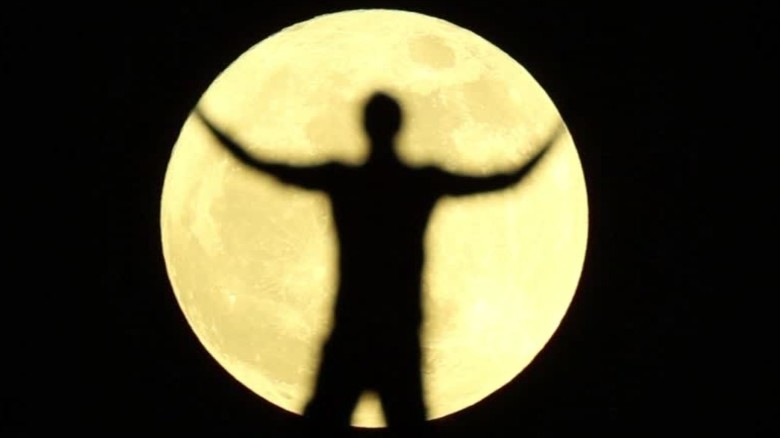 Biggest supermoon in the last 68 years