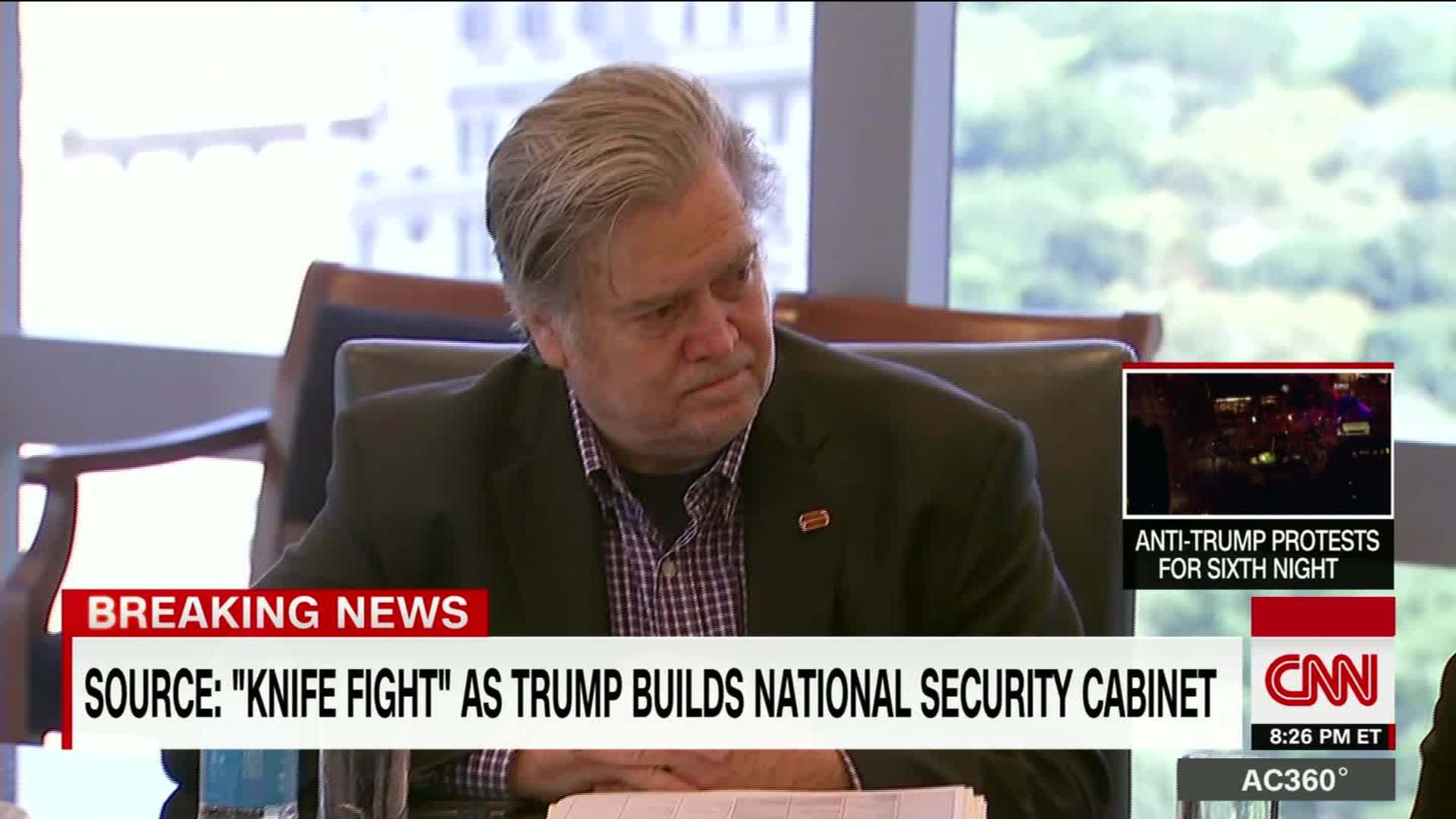 The controversial work of Trump's chief strategist - CNN Video