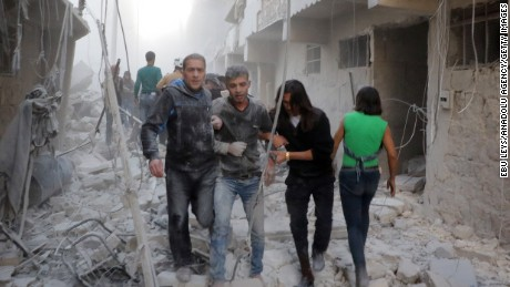 Aleppo report accuses all sides of brutal war crimes