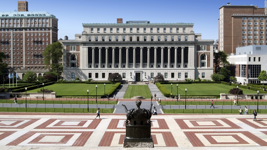 Columbia Halts Wrestling Program Over Lewd Texts Cnn