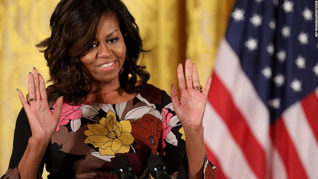 Open Post Barack amp Michelle Obamas body language
