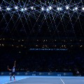 Raonic serve ATP Tour finals