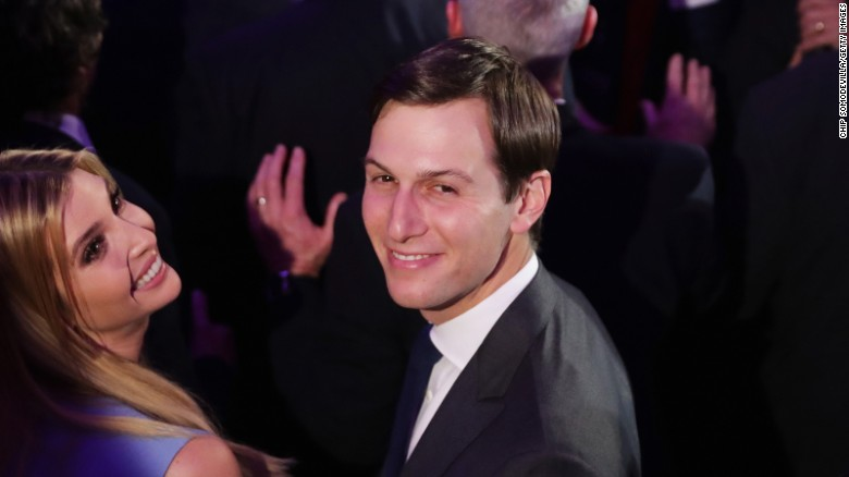 Intrigue surrounds Kushner's transition role