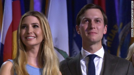 Ivanka Trump plans to move to Washington