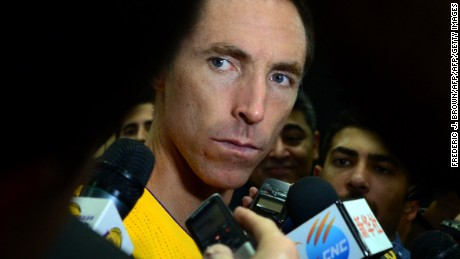 Steve Nash: Mallorca owner's football dreams take shape
