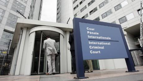 Trump authorizes sanctions against International Criminal Court