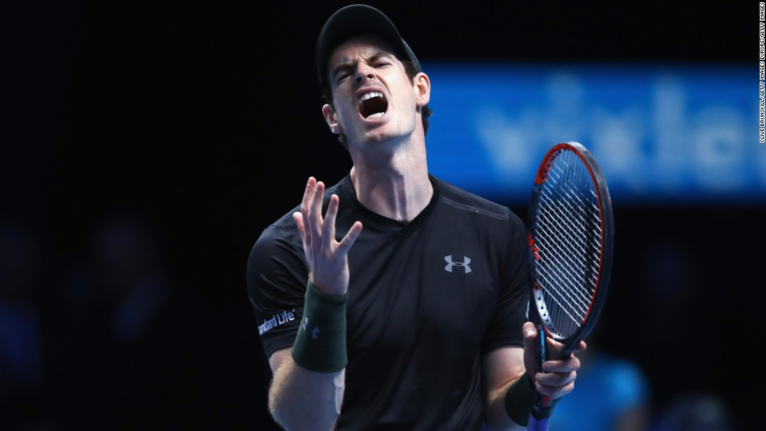 A profligate Nishikori didn't take them, but nonetheless got the better of Murray in a pulsating first set tie-break...