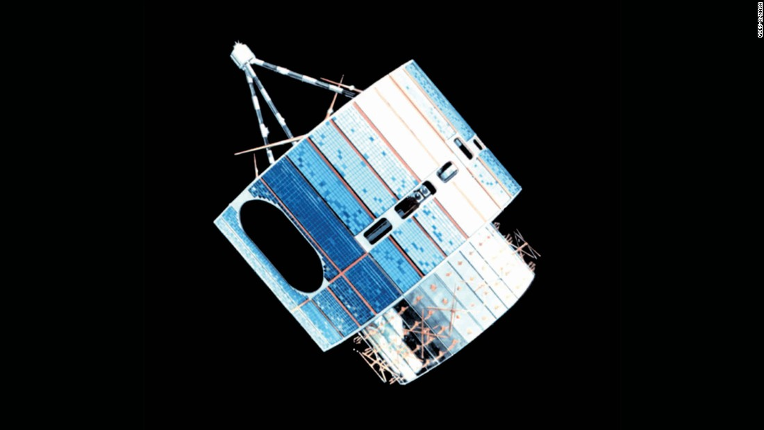 In the 1970s, the Geostationary Operational Environmental Satellites (or GOES) program kicked with GOES-A through C (1-3), the first in a long list of stationary satellites that observed one set location of Earth instead of the entire globe.