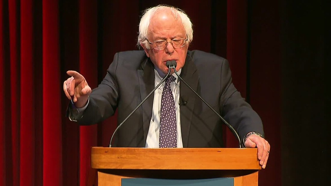 Sanders: If Trump has the 'guts' to take on corporate America, he's got an ally