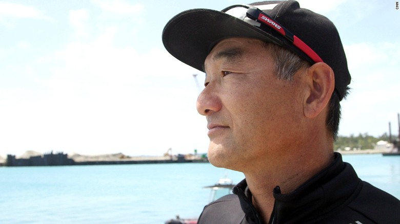 Japan's America's Cup dream