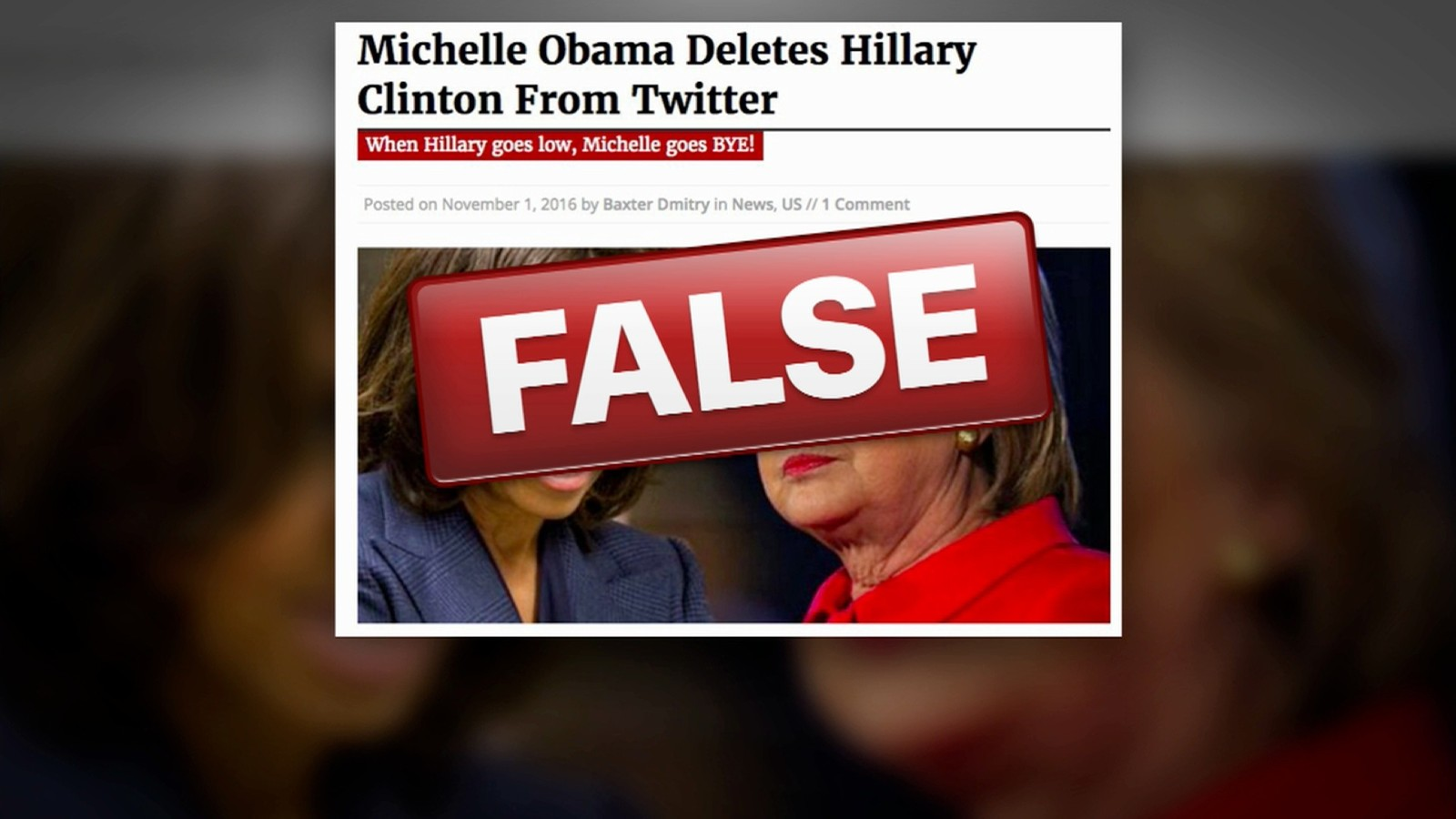 How To Outsmart Fake News In Your Facebook Feed CNN - Photographs might look fake 100 real