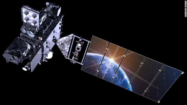 New satellite will likely improve your weather forecast