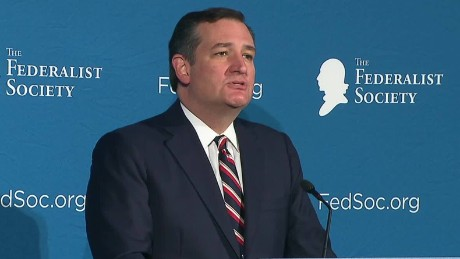 Cruz: Election was revenge of flyover country