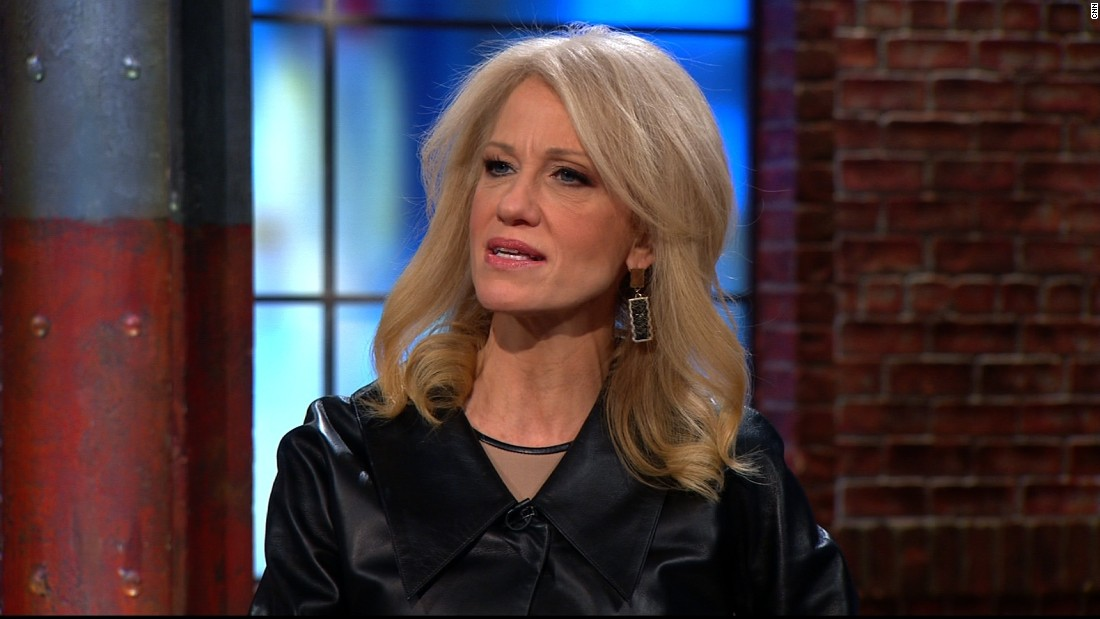 Kellyanne Conway lands top WH job in Trump administration ...