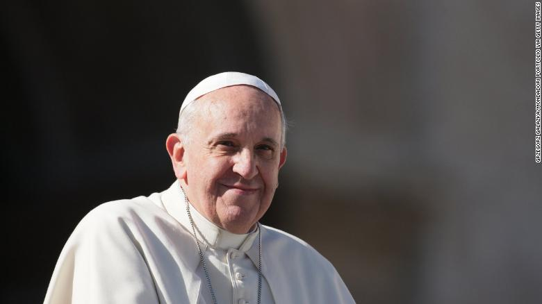 Pope rents private beach for the disabled