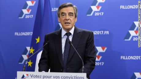 France's presidential election: Who is Francois Fillon?