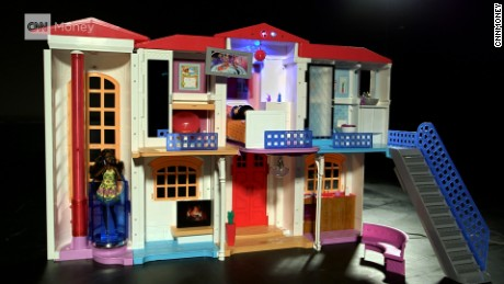 Say 'Hello' to Barbie's high-tech Dreamhouse