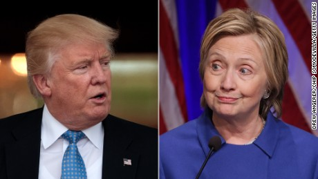 Trump flips, now opposes prosecution for Clinton