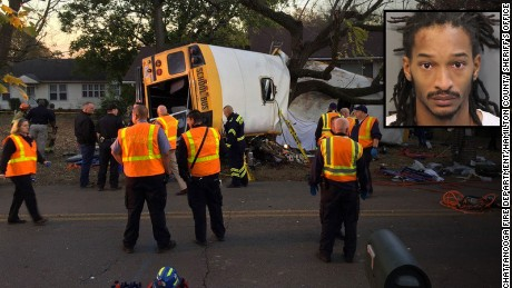 Chattanooga bus driver to be arraigned in crash that killed 6 children