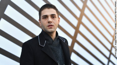 PARIS, FRANCE - OCTOBER 05:  Xavier Dolan attends the Louis Vuitton show as part of the Paris Fashion Week Womenswear Spring/Summer 2017  on October 5, 2016 in Paris, France.  (Photo by Pascal Le Segretain/Getty Images)
