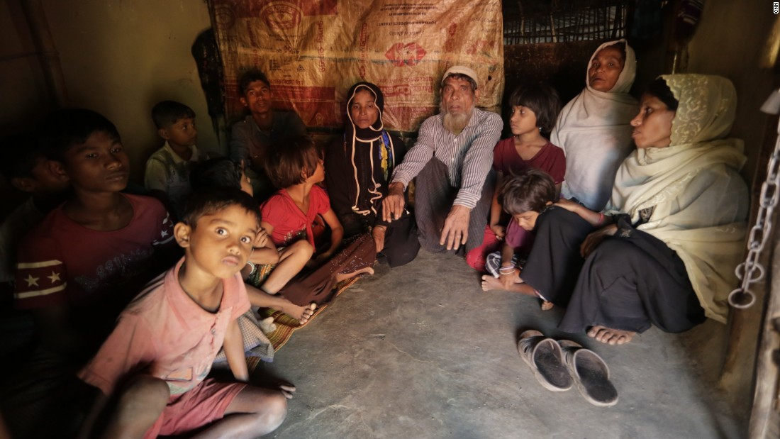 'They will kill us': The Rohingya refugees fleeing torture and rape in Myanmar