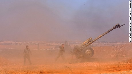 Syrian forces advance in eastern Aleppo