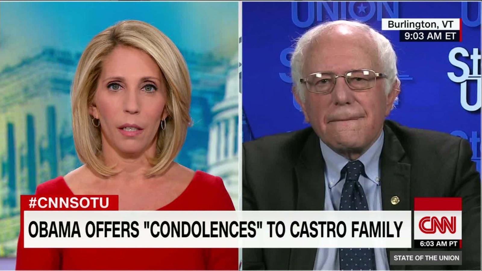 sanders on wisconsin recount nobody cares cnn video