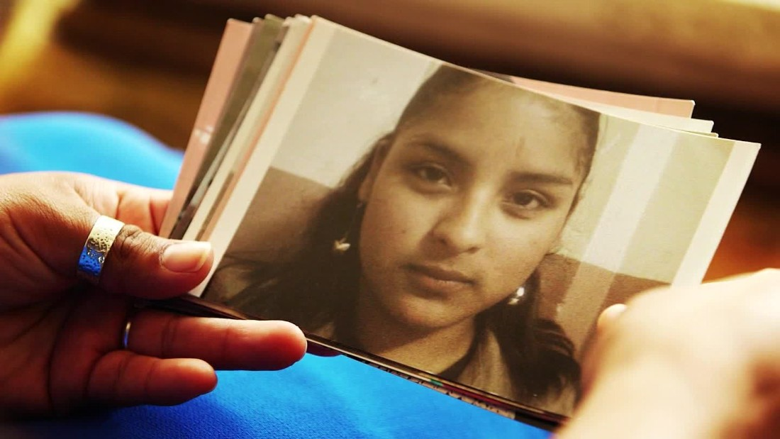 Human trafficking survivor: I was raped 43,200 times