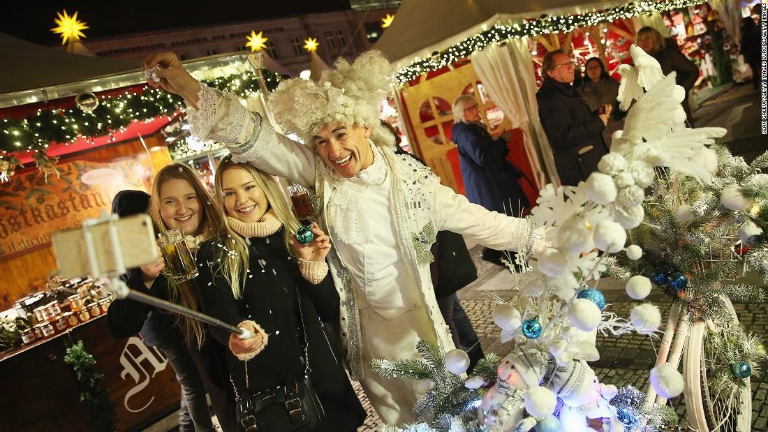 World's top Christmas markets