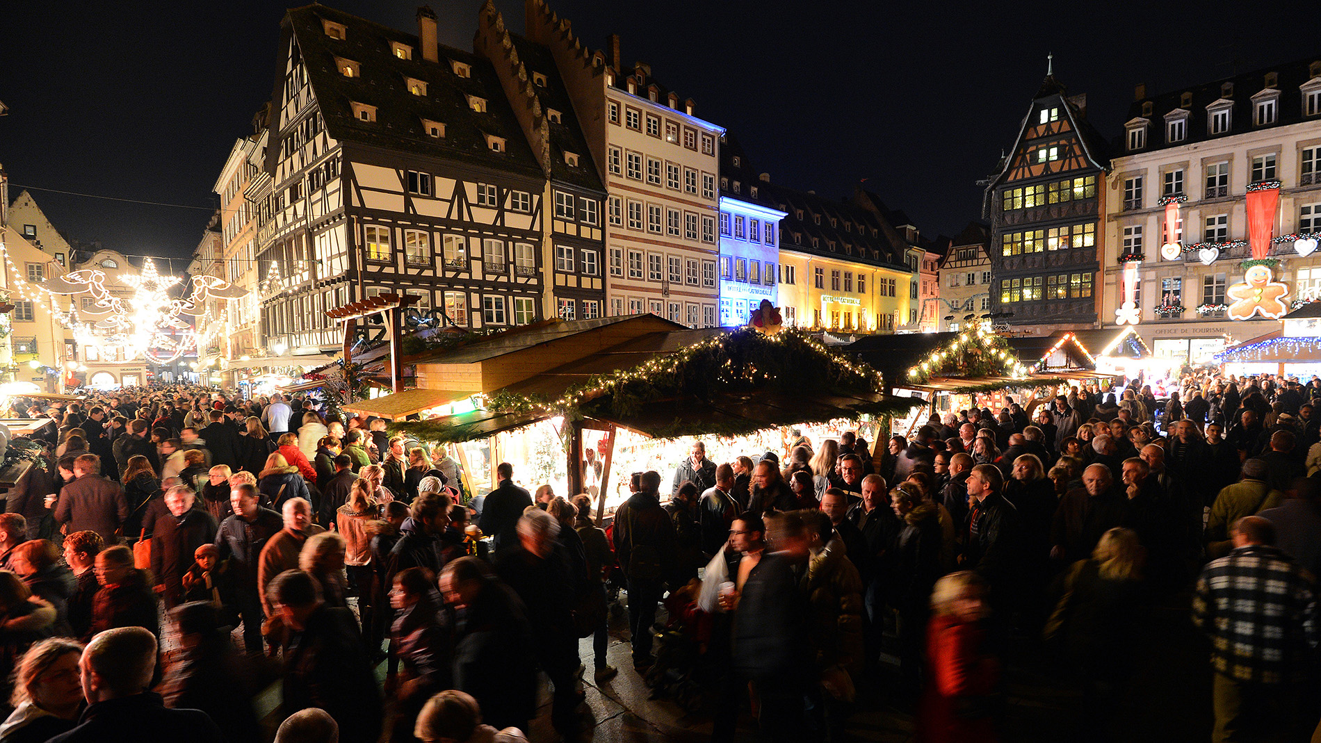 Strasbourg Christmas Market.17 Best Christmas Markets Around The World Cnn Travel