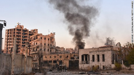 Syrian uprising: With the end near, the past may inform the future