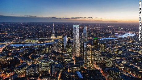 1 Undershaft: Green light for London's latest record-breaking skyscraper