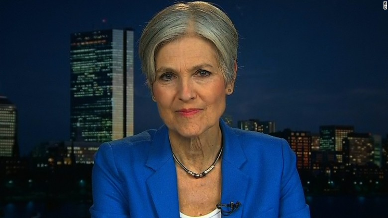 Jill Stein: No proof of voter fraud yet