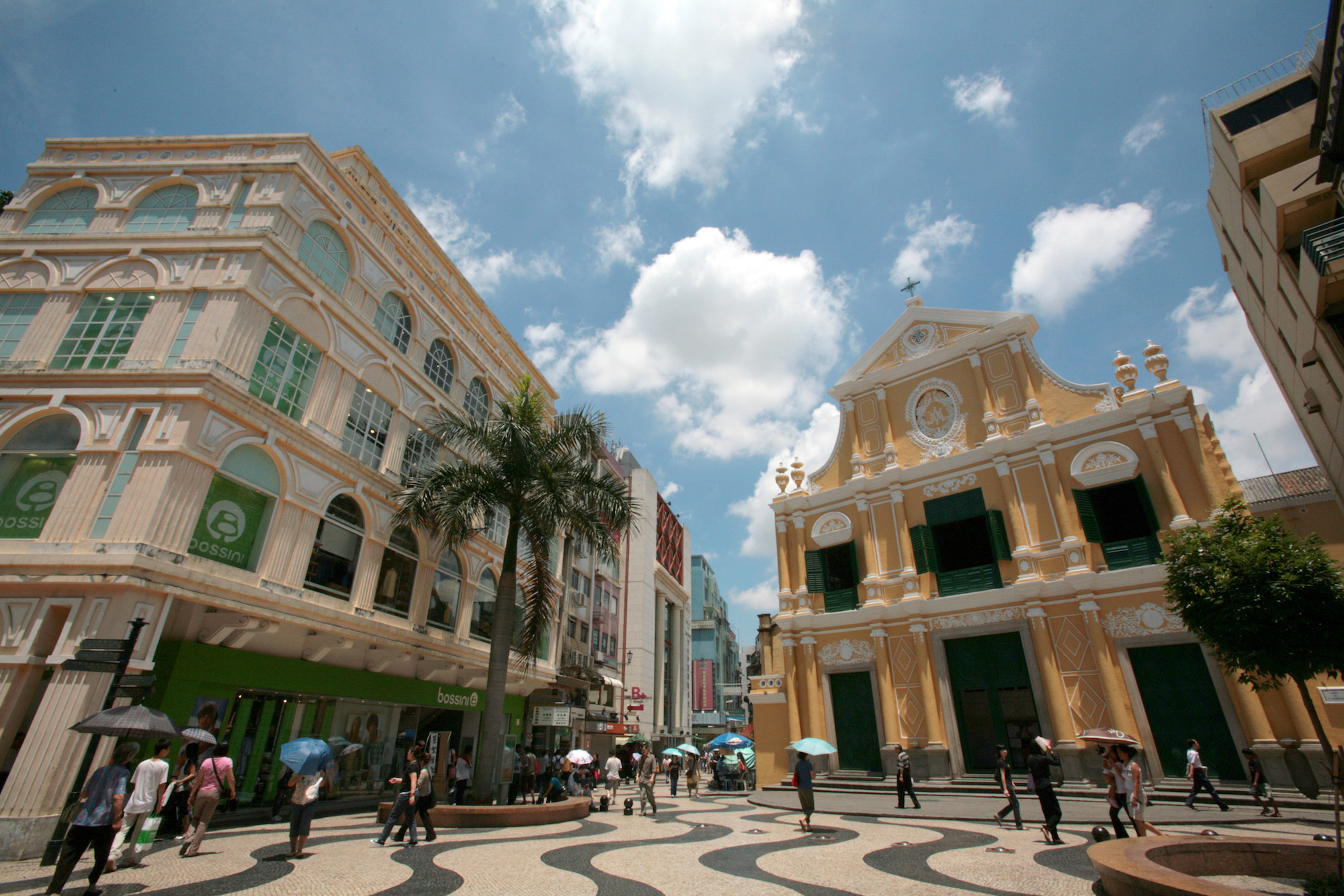 Portugal In Macau Uncover The Colonial Past Cnn Travel