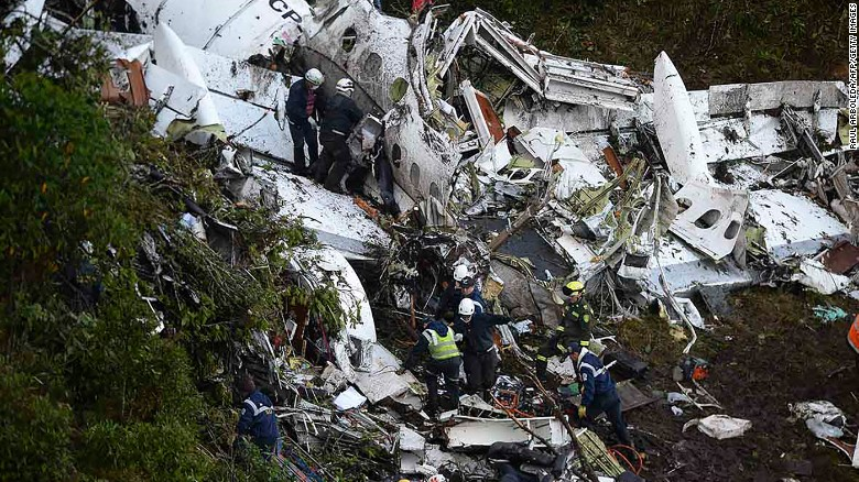 Football's tragic history of plane disasters