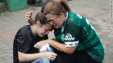 Chapecoense crash: The four people who skipped the flight