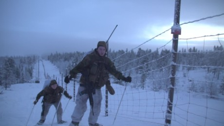 What is life like for NATO troops in Norway