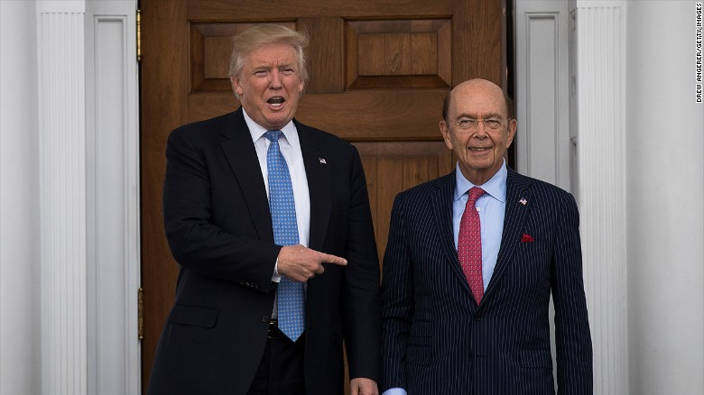 Wilbur Ross in 60 seconds