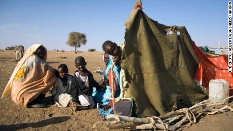Famine declared in South Sudan; 4.9 million people need urgent help