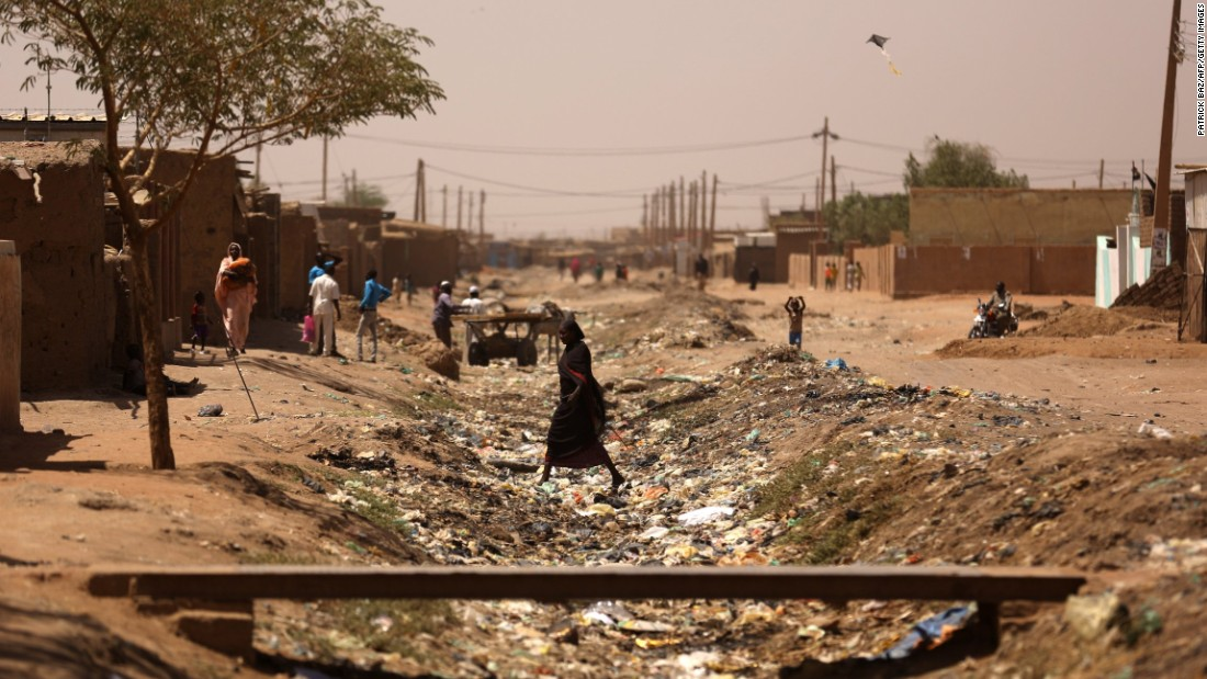 Sudan has been affected by conflict and civil war for decades and is considered one of the most vulnerable countries in the world. Now, Sudan's ecosystems and natural resources are deteriorating -- temperatures are rising, water supplies are scarce, soil fertility is low and severe droughts are common.