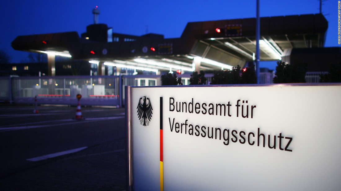 German spy arrested as suspected Islamist was gay porn actor, source says