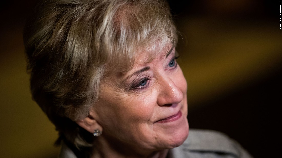 Linda McMahon picked to be Small Business administrator - CNNPolitics