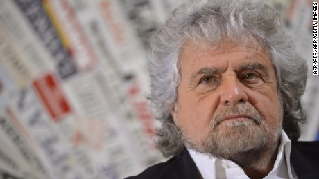 Italian referendum: Who is Beppe Grillo?