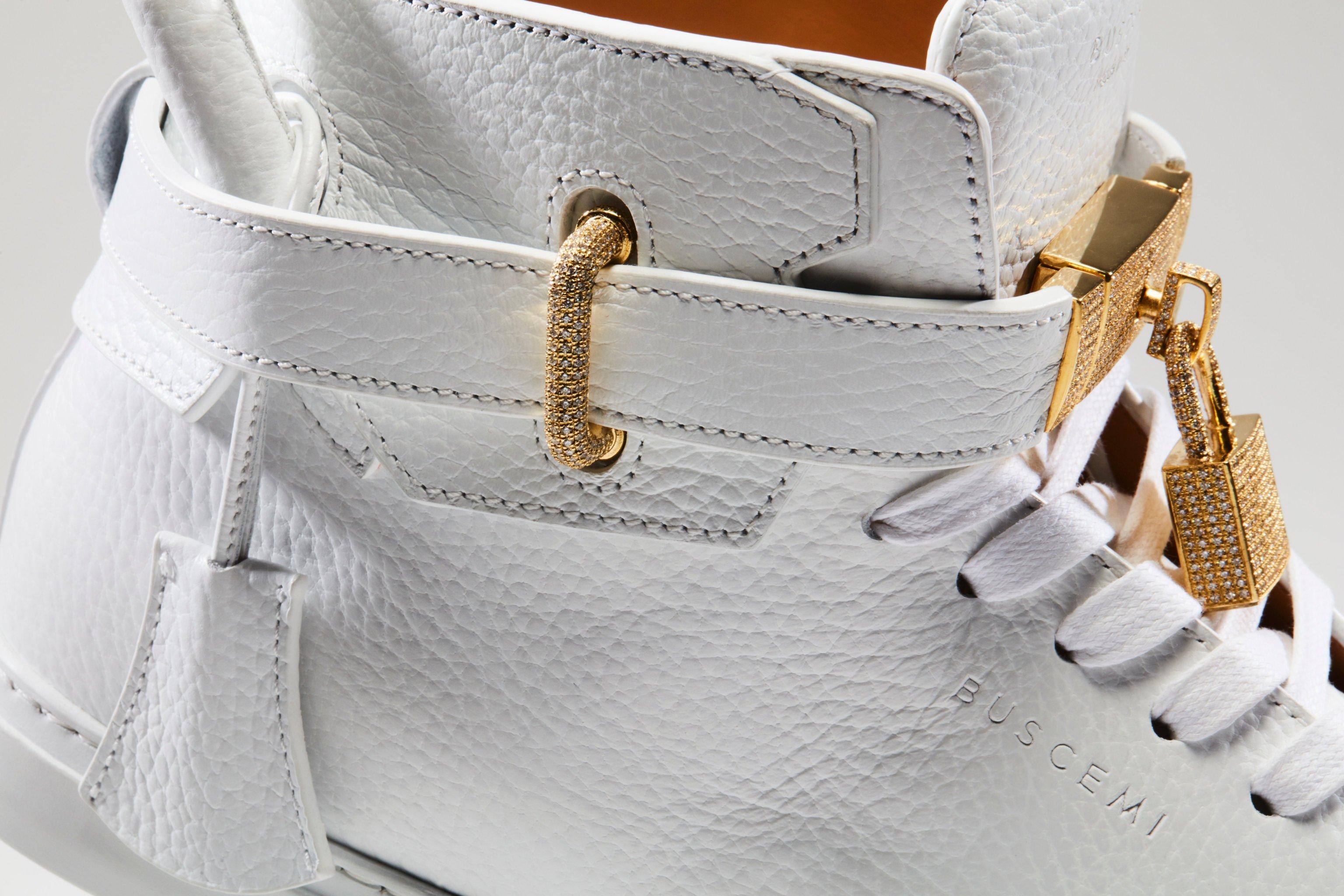 Buscemi sneakers -- marketing genius or