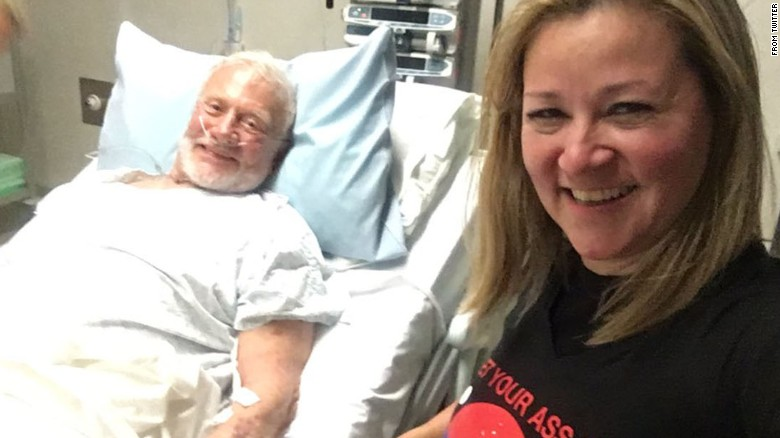 Buzz Aldrin evacuated from South Pole